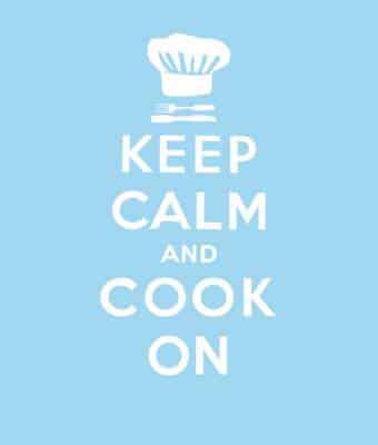 ISBN: 9781849490979 - Keep Calm and Cook On