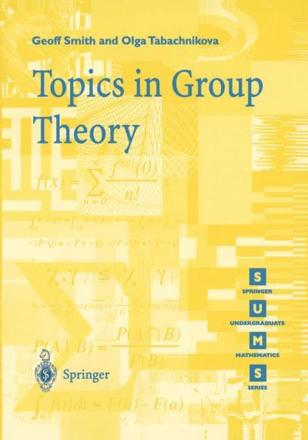 ISBN: 9781852332358 - Topics in Group Theory