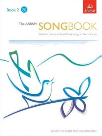 ISBN: 9781860965982 - The ABRSM Songbook: Book 2