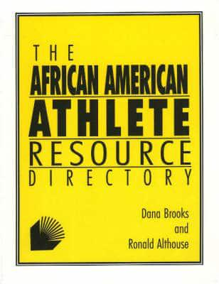 ISBN: 9781885693075 - The African-American Athlete Resource Directory