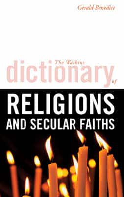 ISBN: 9781905857401 - The Watkins Dictionary of Religions and Secular Faiths