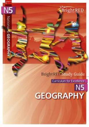 ISBN: 9781906736385 - BrightRED Study Guide: National 5 Geography