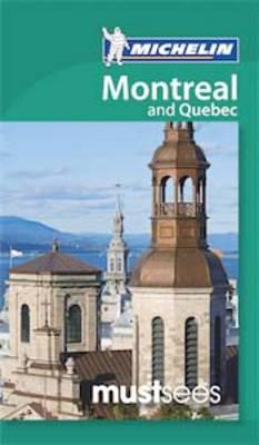 ISBN: 9781907099373 - Montreal & Quebec City Must Sees Guide