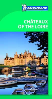 ISBN: 9781907099502 - Chateaux of the Loire Green Guide