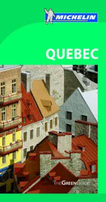 ISBN: 9781907099663 - Quebec Green Guide