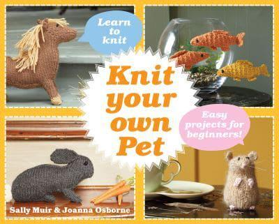 ISBN: 9781908449412 - Knit Your Own Pet