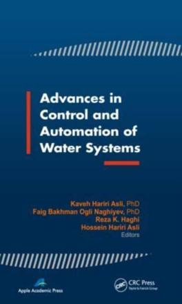 ISBN: 9781926895222 - Advances in Control and Automation of Water Systems