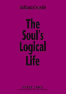 ISBN: 9783631569719 - The Soul's Logical Life