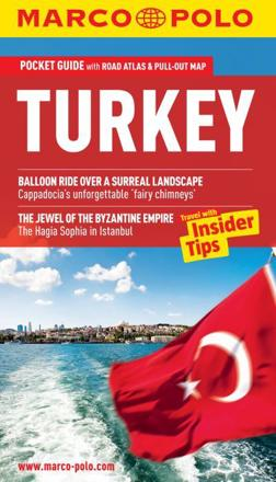 ISBN: 9783829707244 - Turkey Marco Polo Pocket Guide