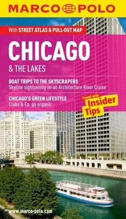 ISBN: 9783829707480 - Chicago & the Lakes Marco Polo Guide