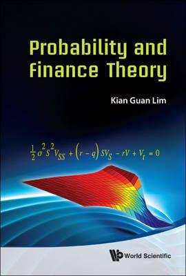 ISBN: 9789814307932 - Probability and Finance Theory