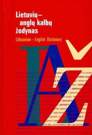 ISBN: 9789986465560 - Lithuanian-English Dictionary