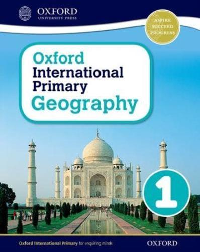 Oxford International Primary Geography. Student Book 1 by Terry Jennings (aut...