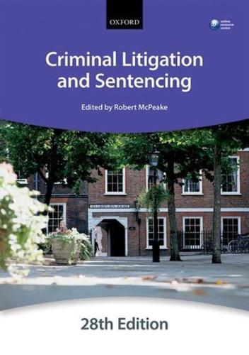 Criminal-Litigation-and-Sentencing-by-Peter-Hungerford-Welch-Robert-McPeake