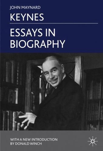 Essays in Biography by John Maynard Keynes (Paperback, 2010)