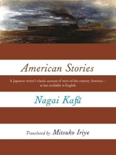 American-Stories-by-Nagai-Kafu-Paperback-2013