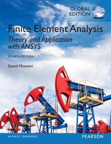 Finite-Element-Analysis-by-Saeed-Moaveni-author