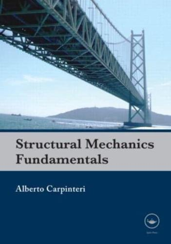 Structural Mechanics Fundamentals by Alberto Carpinteri (Paperback, 2011)
