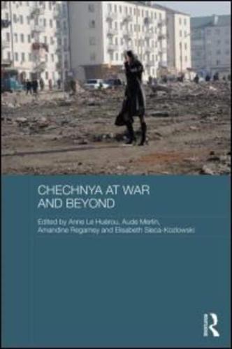 Chechnya at War and Beyond by Taylor & Francis Ltd (Hardback, 2014)