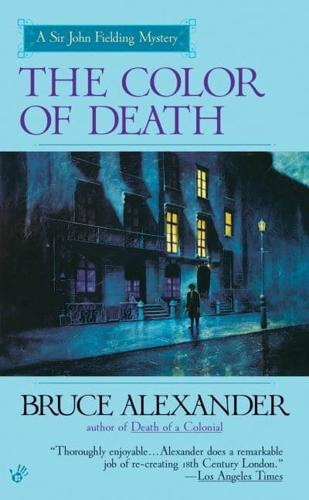 The Color of Death by Bruce Alexander (Paperback / softback, 2001)