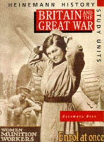 Britain-and-the-Great-War-by-Rosemary-Rees