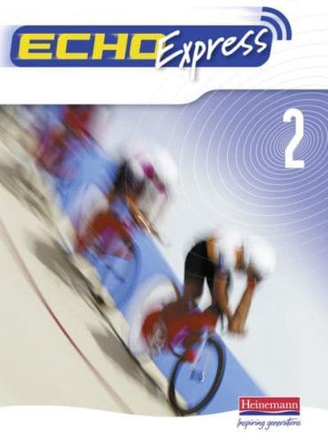 Echo Express 2 Pupil Book by Steve Williams, Jeannie McNeill (Paperback, 2005)