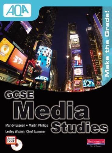 AQA GCSE Media Studies. Student Book by Mandy Esseen