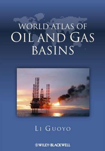 World Atlas of Oil and Gas Basins by Guoyu Li (Hardback, 2011)