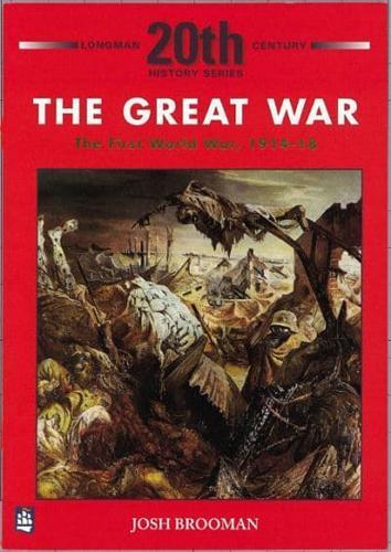The Great War by Josh Brooman