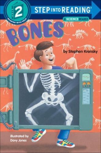 Bones-by-Dr-Stephen-Krensky-Hardback-1999