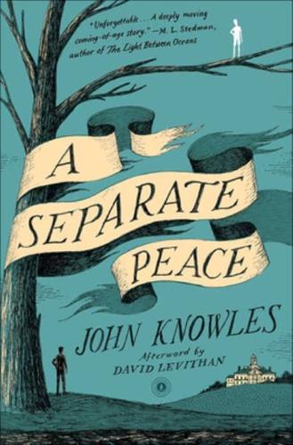 """a separate peace thesis paper A separate peace: theme analysis #1 quest motif paper after reading the essay """"every trip is a quest,"""" use the ideas from the essay to write about a separate peace."""