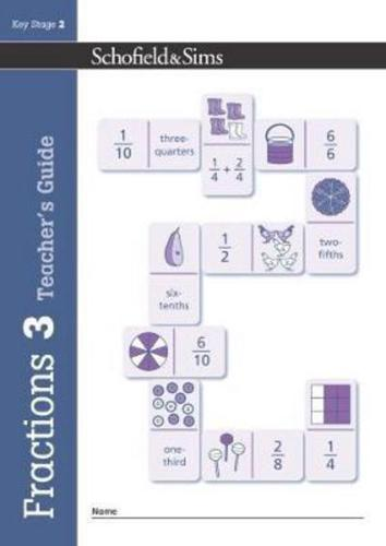 Fractions-Decimals-and-Percentages-Teacher-039-s-Guide-Year-3-Ages-7-8-Book