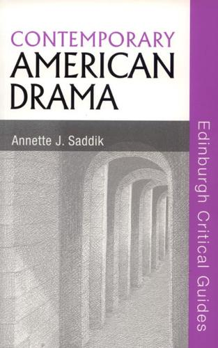 Contemporary-American-Drama-by-Annette-J-Saddik