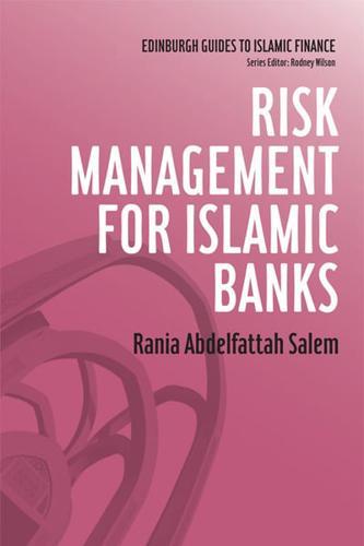 Risk Management for Islamic Banks by Rania Abdelfattah Salem (Paperback, 2013)