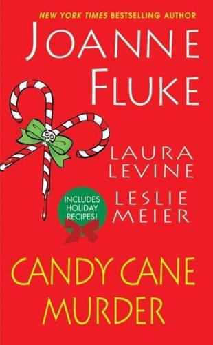 Candy-Cane-Murder-by-Leslie-Meier-Laura-Levine-Joanne-Fluke-Paperback