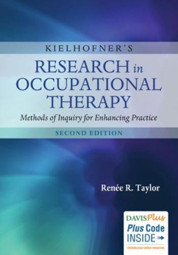 Kielhofner-039-S-Research-in-Occupational-Therapy-2e-by-Taylor-Paperback-2017