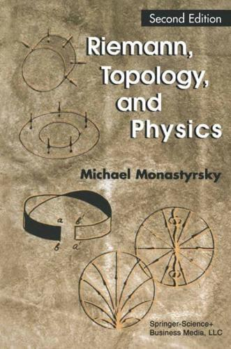 Riemann-Topology-and-Physics-by-Michael-I-Monastyrsky-author