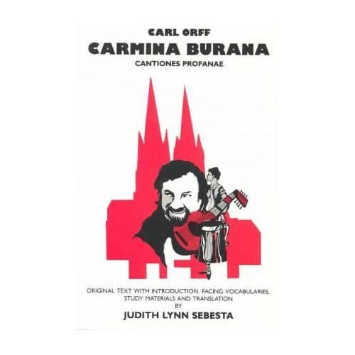 Carmina Burana by Carl, Orff (Paperback, 1937)