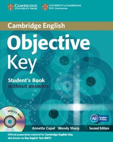 Objective Key for Schools Pack without Answers (Student's Book with CD-ROM...