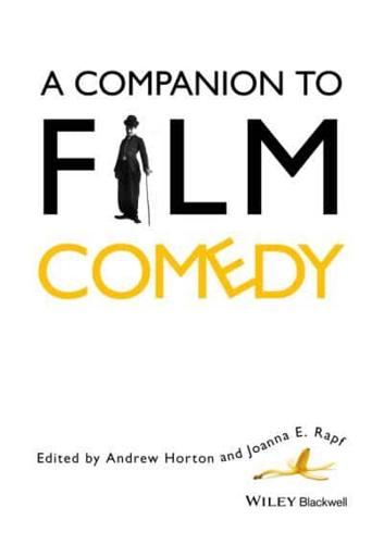 A-Companion-to-Film-Comedy-by-John-Wiley-amp-Sons-Inc-Paperback-2015