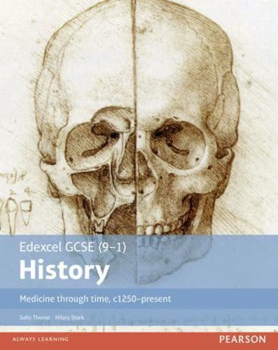 Medicine-Through-Time-C1250-Present-Student-Book-by-Hilary-Stark-author