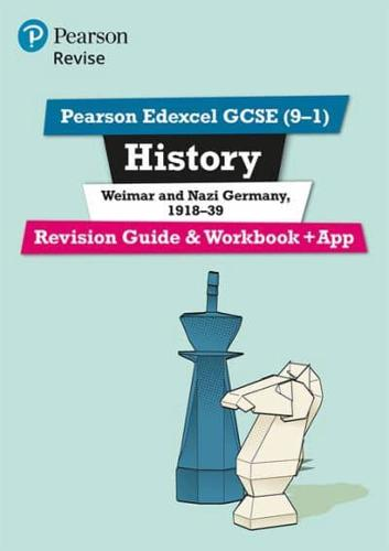 Revise Edexcel GCSE (9-1) History Weimar and Nazi Germany Revision Guide and ...