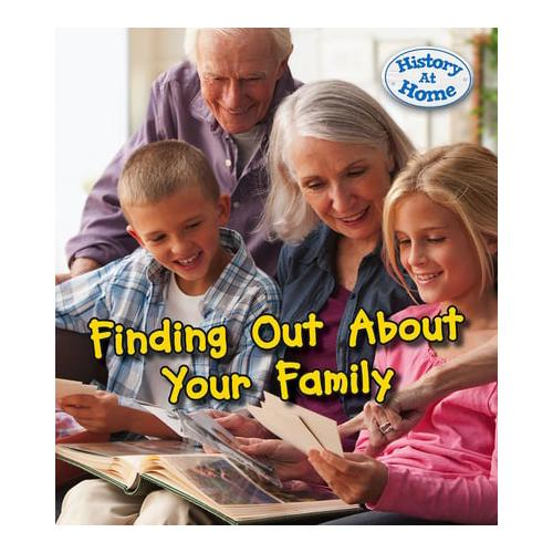 Finding-Out-About-Your-Family-History-by-Nick-Hunter-author