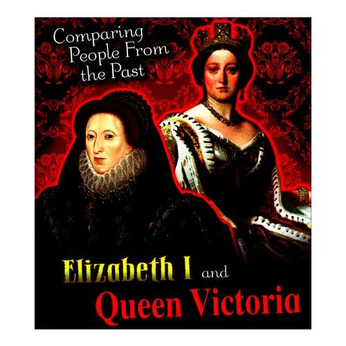 Elizabeth-I-and-Queen-Victoria-by-Nick-Hunter-author