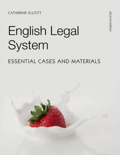 English-Legal-System-by-Catherine-Elliott