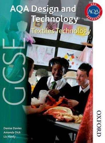 AQA-GCSE-Design-and-Technology-Textiles-Technology-by-Denise-Davies-author