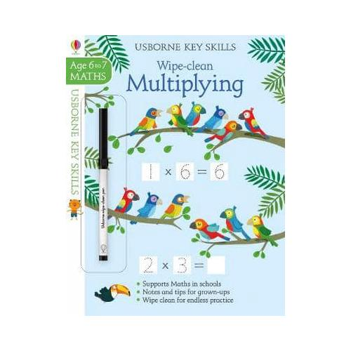 Wipe-Clean-Multiplying-6-7-by-Holly-Bathie-Marta-Cabrol-illustrator