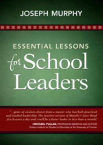 Essential Lessons for School Leaders by Joseph F. Murphy