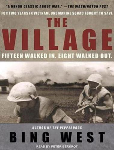 The-Village-by-Bing-West-CD-Audio-2011