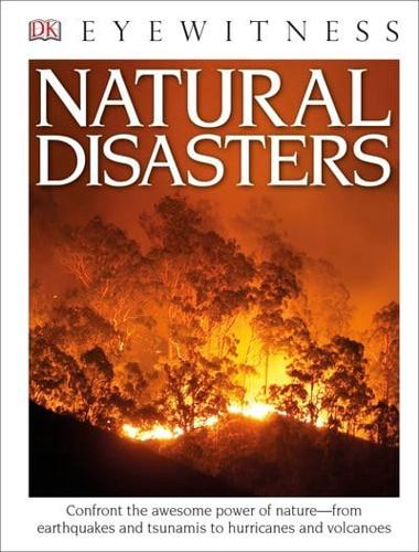 DK-Eyewitness-Books-Natural-Disasters-Library-Edition-by-Claire-Watts